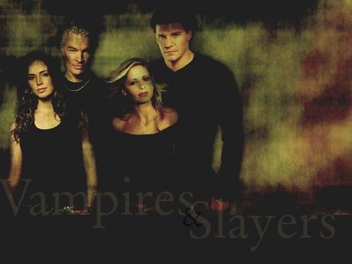 ভ্যাম্পায়ার & Slayers