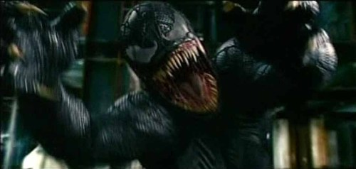 Venom wallpaper titled Venom - Spider-Man 3