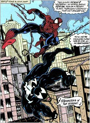 Venom & Spider-Man