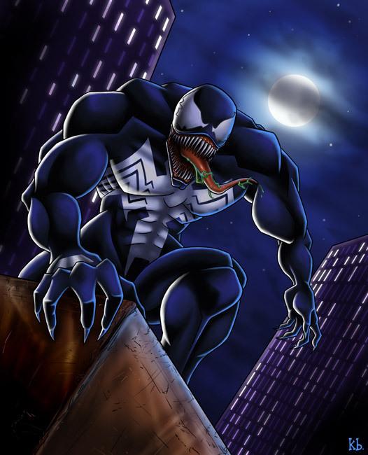 Venom - spider-man-vil...