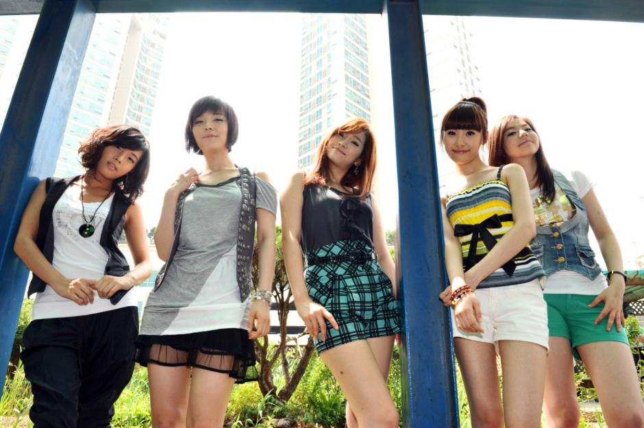 Wonder girls wonder girls
