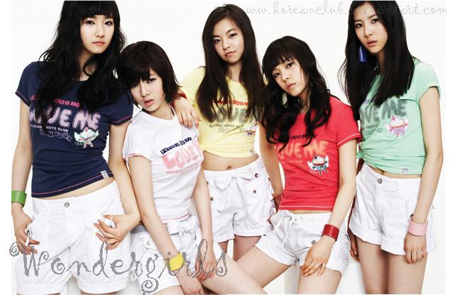 Wonder girls wg