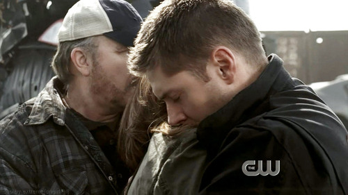 all hell breaks loose - supernatural Screencap