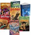 hp books - the-harry-potter-books photo
