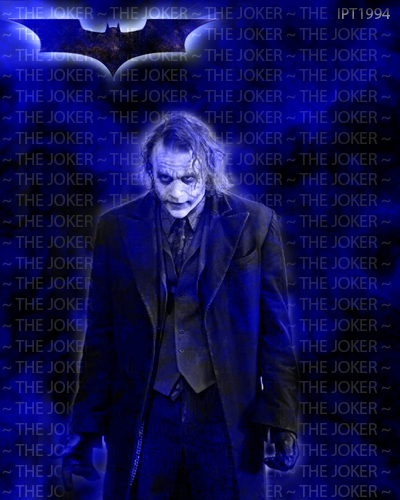 :-D The Joker