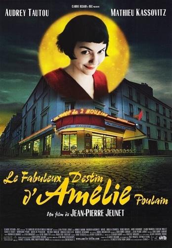 """""""Le Fabuleux Destin D'amélie Poulain"""""""