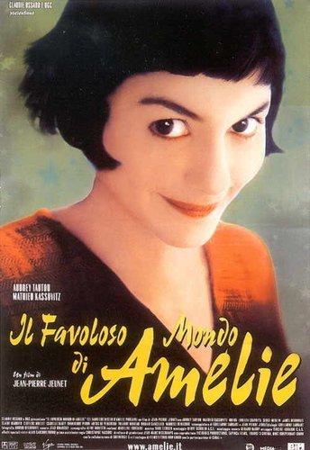 """Amelie wallpaper possibly containing a portrait and anime entitled """"Le Fabuleux Destin D'amélie Poulain"""""""
