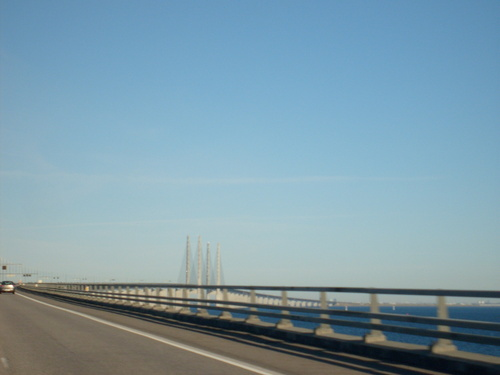 Öresund Bridge - Scandinavia