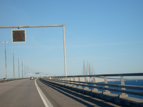 Öresund Bridge - Scandinavia