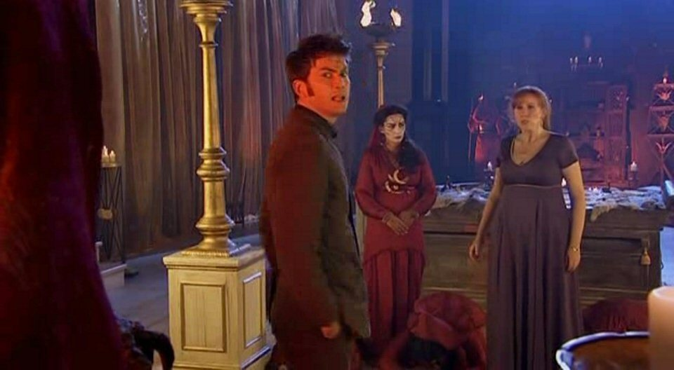 4x02 The Fires of Pompeii