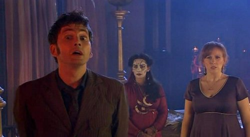 Doctor Who wallpaper called 4x02 The Fires of Pompeii