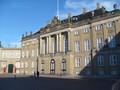 Amalienborg Palace - Denmark