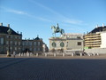 Amalienborg Palace - Denmark - castles wallpaper