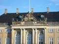 Amalienborg Palace - Denmark - castles wallpaper