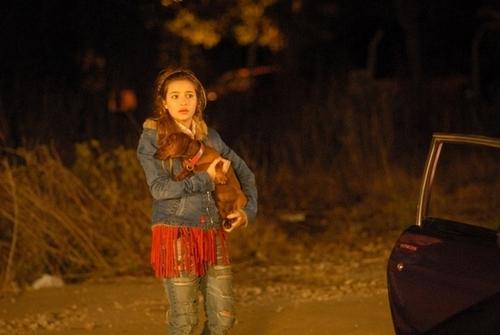 Antonella and Bruno run away