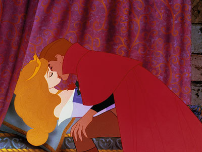 Sleeping Beauty wallpaper called Aurora