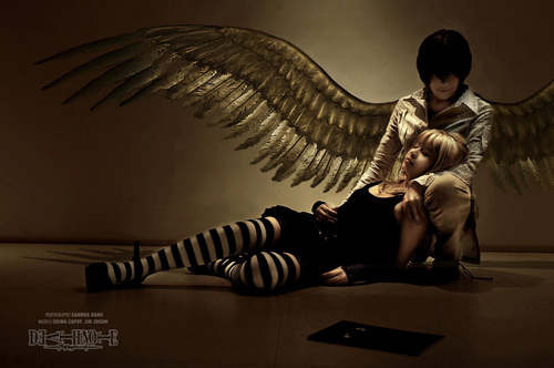 Awesome Death Note Cosplay - death-note Fan Art