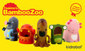 Bamboo Zoo - vinyl-toys photo