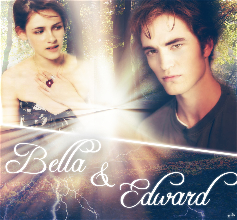 Bella and Edward - edward-and-bella photo