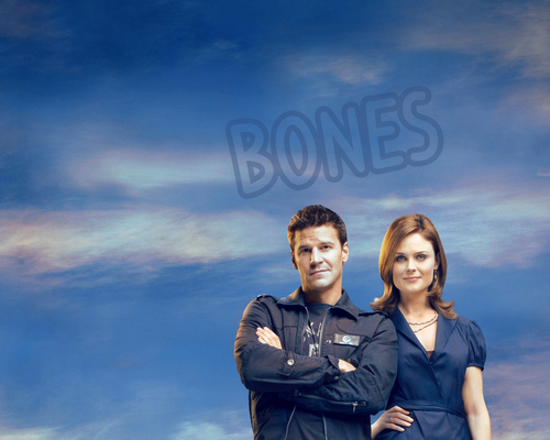 Booth & Bones - bones Wallpaper