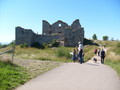 Brahehus Ruins - Sweden - castles wallpaper