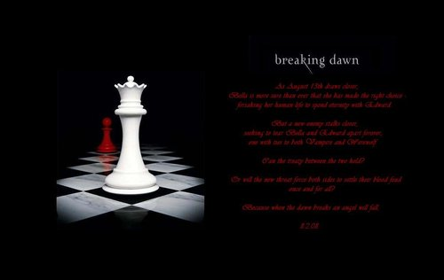 Breaking Dawn Synopsis