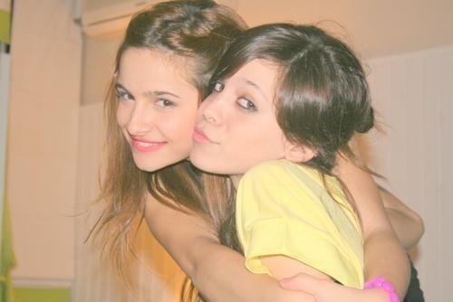 Brenda with Marafiki