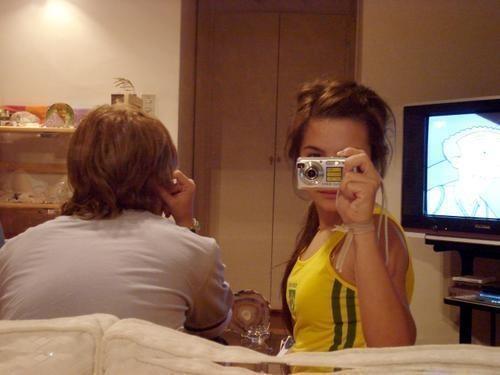 Brenda with vrienden