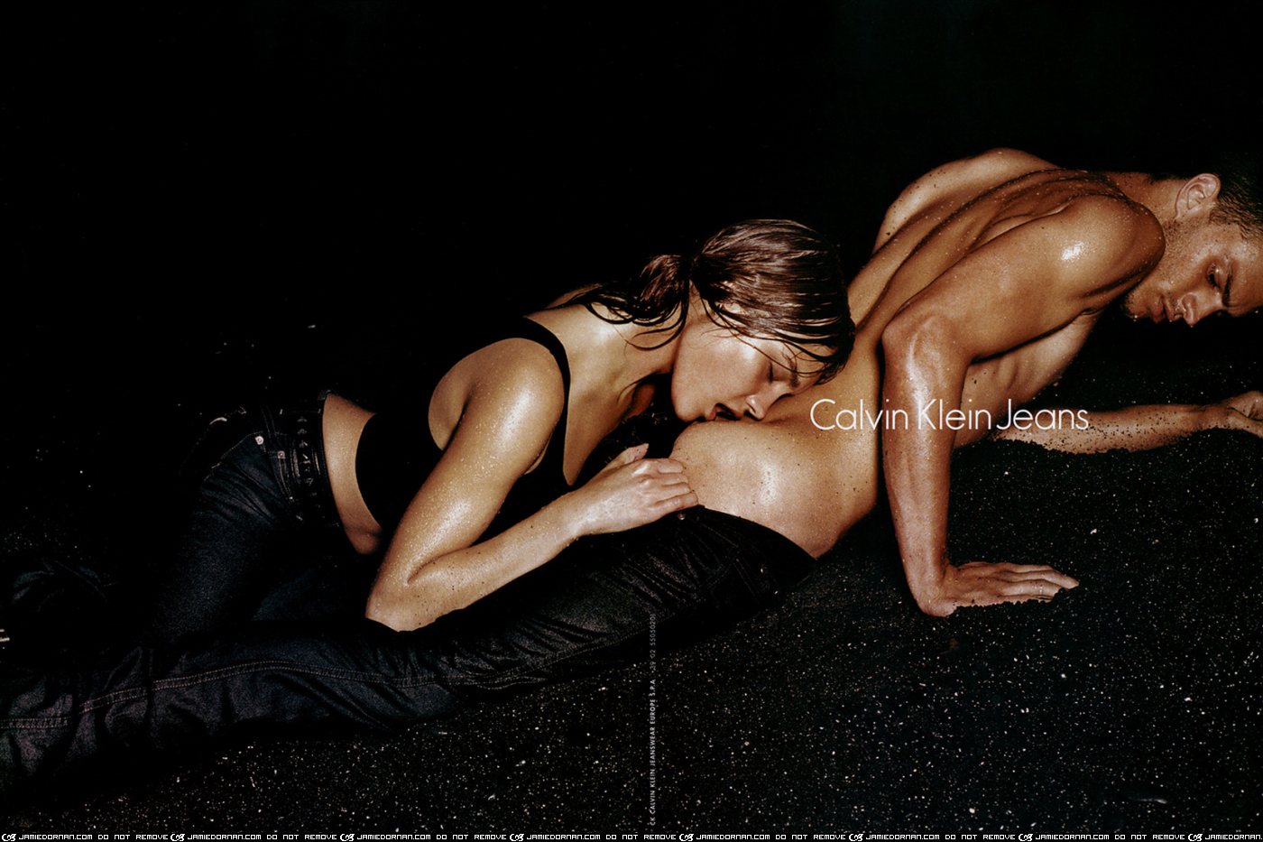 Calvin Klein Jeans Fall/Winter 2004 (HQ)