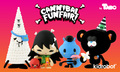 Cannibal Funfair - vinyl-toys photo