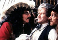 Captain Hook and Peter Pan - hook photo