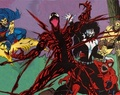 Carnage Family - Maximum Carnage - spider-man-villains photo