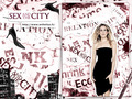 Carrie - sex-and-the-city wallpaper