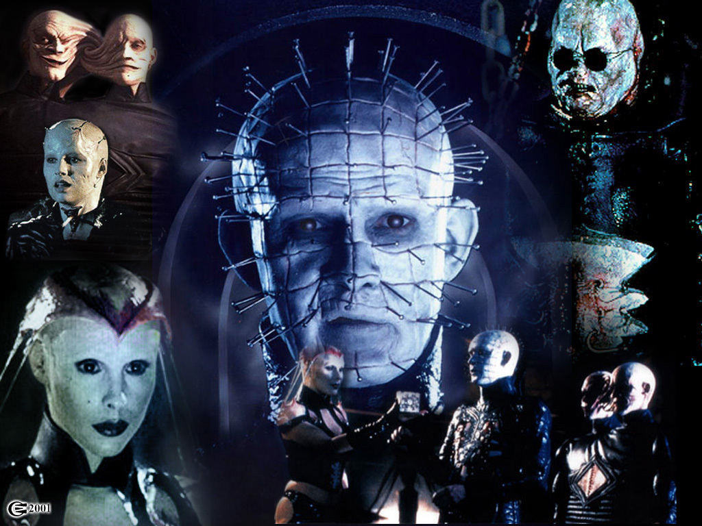 Cenobites - Hellraiser Wallpaper (1986569) - Fanpop