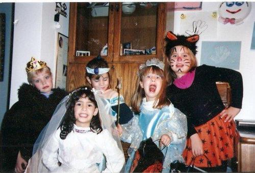 Cinders, Halloween 1994