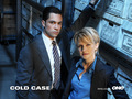 cold-case - Cold Case  Lilly and Scotty wallpaper