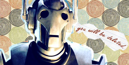 Cyberman Header