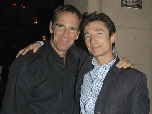 Dominic and Scott