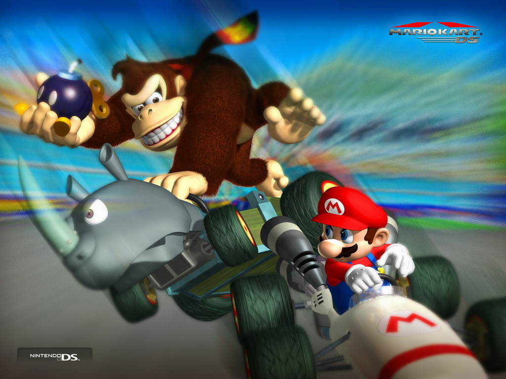 Donkey Kong & Mario