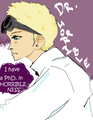 Dr. Horrible Anime Style - dr-horribles-sing-a-long-blog fan art