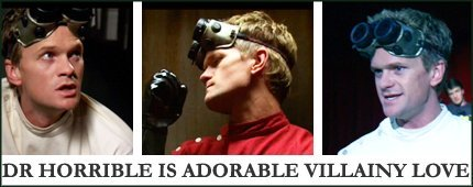 Dr. Horrible Banner