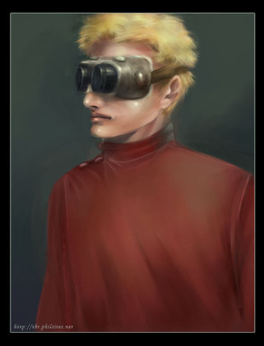 Dr. Horrible Painting