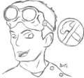 Dr. Horrible Sketch