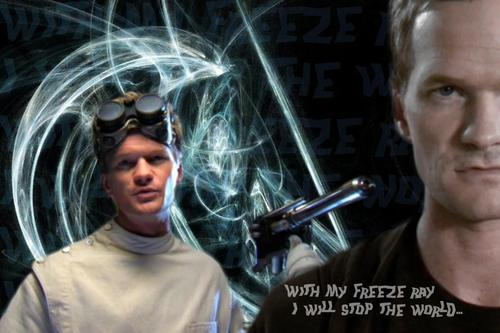 Dr. Horrible 壁紙