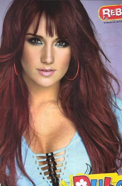 Something About Her Looks Like Snooki To Me Except In Reverse Indo Mestiza And Dulce Maria Castiza