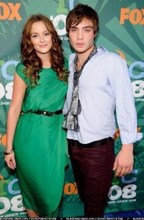 Ed at Teen Choice Awards