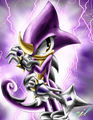 Espio - espio-the-chameleon fan art
