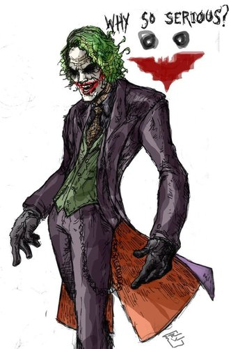 Fanart - the-joker Fan Art