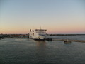 travel - Ferry into Trelleborg Sweden wallpaper