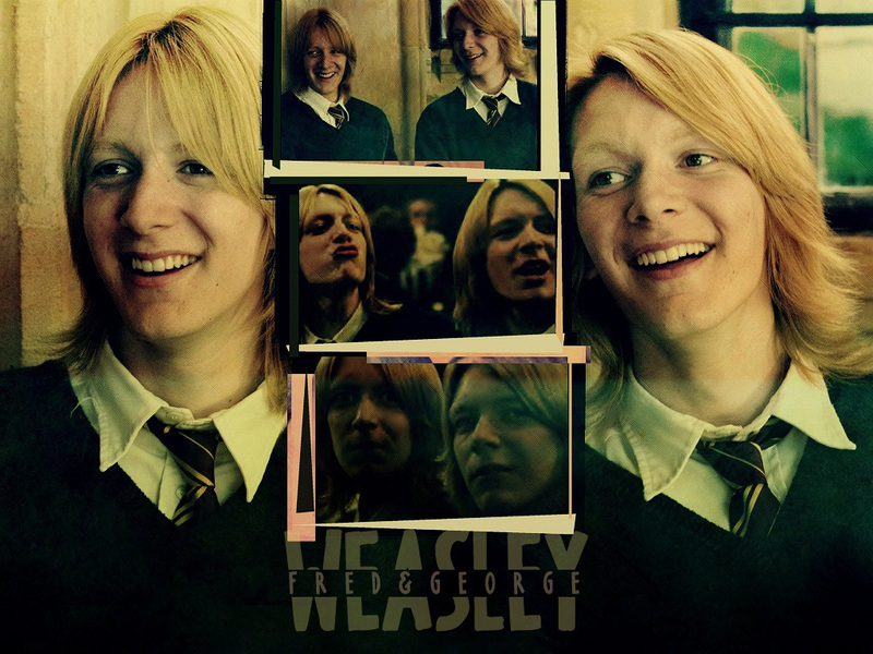 Please, don't steal my heart! |Fred Weasley|